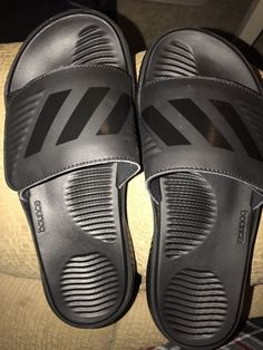 Scholl BAHIA Ladies Womens EVA Buckle Summer Beach Mule Slide Sandals Light Blue