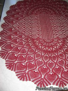 New Crochet Doilies Oval Posts 56 Ideas Crochet Patterns Filet, Crochet Tablecloth Pattern, Crochet Bedspread Pattern, Doily Patterns, Filet Crochet, Crochet Motif, Crochet Table Topper, Crochet Table Runner, Lace Doilies