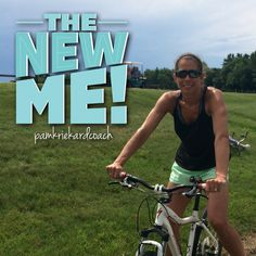 I'm always learning something new about myself!  My favorite new sport is cycling!  My summer workout routine is a rotation of running and biking (my legs are my favorite area to work anyway ).  I still mix it up with my favorite Beachbody workouts too!  What is something new that you've learned about yourself lately?