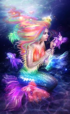 Sea Oracul by LiliaOsipova.: