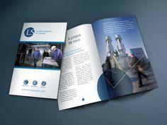 Les entreprises de réfrigération LS – Brochure