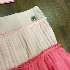 Conjunto niña Bimbalina en Valentina and Sir Skirts, Tops, Women, Fashion, Kid Outfits, Spring Summer 2016, Moda, Fashion Styles, Skirt