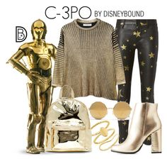 DisneyBound is meant to be inspiration for you to pull together your own outfits which work for your body and wallet whether from your closet or local mall. As to Disney artwork/properties: ©Disney Princess Inspired Outfits, Disney Inspired Fashion, Character Inspired Outfits, Disney Fashion, Star Wars Outfits, Disney Bound Outfits, Casual Cosplay, Cosplay Outfits, Estilo Disney