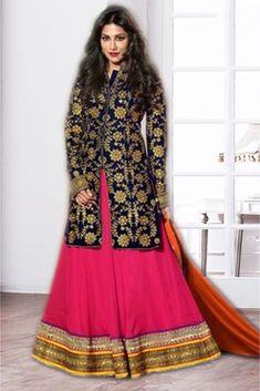 Salwar Kameez – Page 28 – Bwomaniya Punjabi Suits, Salwar Suits, Churidar, Salwar Kameez, Lehenga, Saree, Punjabi Fashion, Manish Malhotra, Blouse Designs