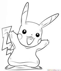 Cute Pikachu Drawings Cute Pikachu By Nothing4free On Deviantart