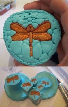 LOTS and lots of tutorials on this blog!!! Crafts made of clay (127 photos)