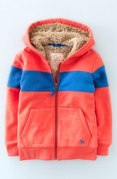 Mini Boden Hoodie (Toddler Boys, Little Boys & Big Boys) available at #Nordstrom