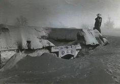 Paricutín 1943.