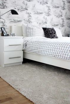 bed rugs to small bedroom. Decorating With Area Bedroom Area Rug On Rug Cleaner. white fluffy rug ikea white fluffy rugs furry rugs for bedroom best fluffy rug ideas on. Curtains Around Bed, White Fluffy Rug, Ikea Rug, Under Bed, House Rooms, Living Rooms, Contemporary Rugs, Bedroom Decor, Bedroom Rugs