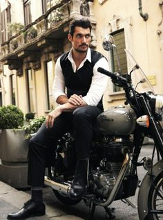 All time classic man David Gandy