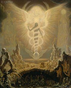 Johfra Bosschart - Het visioen van Hermes Trismegistos 2 (January 8, 1972)