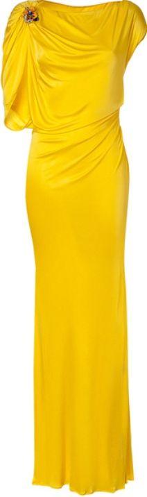 Ένα υπέροχο φόρεμα από το ROBERTO CAVALLI φυσικά είναι εξαίσιο.  www.lovetale.gr