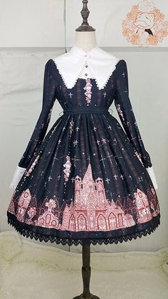 --> #LolitaUpdate: Rose Cat Lolita [-✙-Graveyard-✙-] Series for #2016halloween --> [-✂-Custom Size Available-✂-] --> Learn More: http://www.my-lolita-dress.com/newly-added-lolita-items-this-week/rose-cat-lolita-graveyard-series