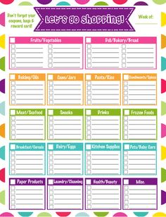 LAMINATED double sided insert for your Erin Condren/Plum Paper planner by PlannerPrettiesByK on Etsy
