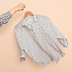 The perfect button down for getting dressed in a flash. #loveloft  @liketoknow.it #liketkit www.liketk.it/01bg