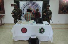 Capturadas dos personas por porte y fabricación de estupefacientes en el Putumayo