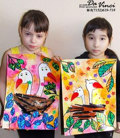 Одноклассники Kindergarten Art Lessons, Art Lessons Elementary, Art Drawings For Kids, Art For Kids, First Grade Art, Spring Art, Preschool Art, Art Classroom, Painting For Kids