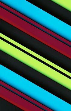Striped Wallpaper, Material Design, Abstract, Dark, Summary, Stripe Wallpaper