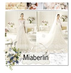 """""""Miaberlin"""" by newoutfit ❤ liked on Polyvore featuring Prom, dress, weddingdress and PolyvoreMostStylish"""