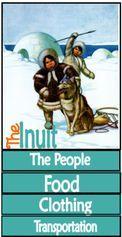 Free Inuit Minibook