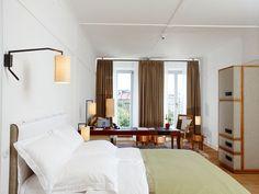 Luxus- und Designhotels in München | Wohnen mit Klassickern http://wohnenmitklassikern.com/hotels/luxus-und-designhotels-in-munchen/