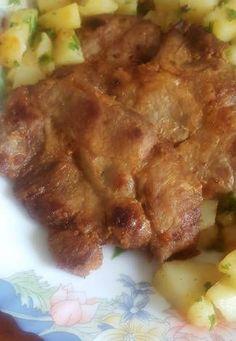 Tejfölös mustárba pácolt sertés tarja Healthy Soup Recipes, Pork Recipes, Cooking Recipes, Hungarian Recipes, Slow Cooker Soup, Food 52, Food Hacks, Food Porn, Easy Meals