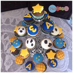 #pastelicious #cupcakes #toystory #woody