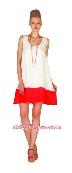 Lamazone #abiye #kıyafetleri #2013 y196 #yazlık #abiye #modelleri #kırmızı #beyaz