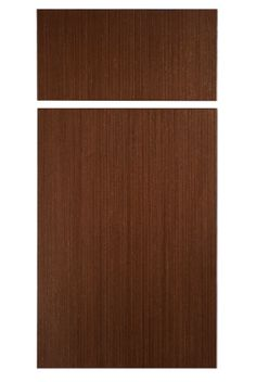 Contemporary Cabinet Doors cf101 combination frame cabinet door in select cherry with mw8