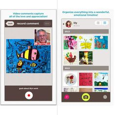 4 Awesome Apps For Preserving Your Kids Artwork ! Thanks to @POPSUGAR ! #keepythat