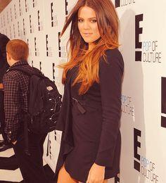 Khloe Kardashian Odom... favorite Kardashian hands down