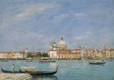File:Eugène Louis Boudin - Venice, Santa Maria della Salute from San Giorgio - Google Art Project.jpg