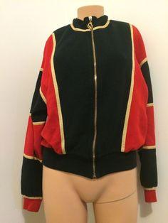 St. John Sport Ladies Multi Color Jacket Small S Petite #StJohn #BasicJacket