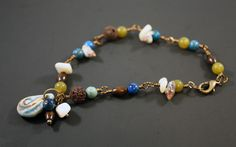 I like this Surf Bracelet by CraftyHope