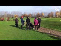 Golf in Wall Senioren vs. Jungsenioren im Lochspiel