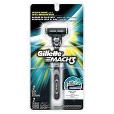 Gillette Mach 3 - Best Razor EVER!