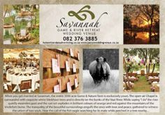 Savanna Game & River Retreat