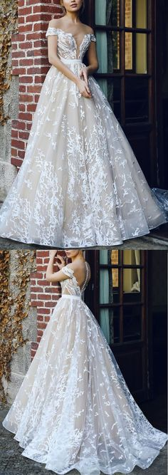 Beautiful Wedding Dresses, Long Train Wedding Dresses, Wedding Dresses Princess, Wedding Dresses 2017, Bridal Wedding Dresses, Princess Wedding Dresses, Ivory Wedding Dresses, Long Wedding Dresses, Wedding dresses Train, Ivory Princess Wedding Dresses, A-line Long Wedding Dresses, A-line/Princess Wedding Dresses, Ivory A-line/Princess Wedding Dresses, A-line/Princess Long Wedding Dresses, Beautiful Wed