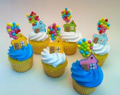 UP cupcakes