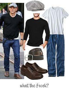 Daniel Craig Fashion Style