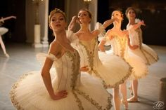 Vaganova students in Paquita  MR Photography