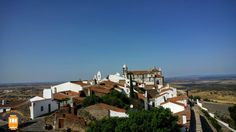 Located on the top of a hill, Monsaraz is one of the most beautiful villages in Portugal and you can find it in Alentejo.
