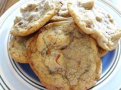 Decadent Homemade Rolo Stuffed Pretzel Toffee Cookies (2 Dozen)