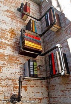 dyi bookshelf