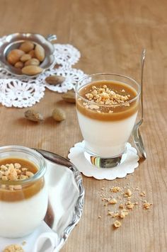 Desserts In A Glass, Vegan Panna Cotta, Food Styling, Cookie Recipes, Breakfast Recipes, Healthy Lifestyle, Sweet Treats, Fudge, Food And Drink