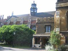 Palacio Lambert, jardínes. Londres