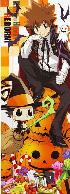 KHR halloween!xD