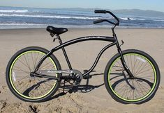 bc684bf0c61 Men s Beach Cruiser Bicycles - sixthreezero - Firmstrong - Huffy – Coaster  Brake