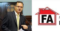 AREQUIPA. Falconí deja el Congreso de la República para postular a la Presidencia del Gobierno Regional de Arequipa http://hbanoticias.com/6536