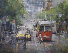 Market and Fourth by Jeff Merrill (via Academy of Art University ...